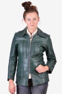 1970's women's leather jacket