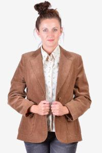Vintage St Michael brown corduroy jacket