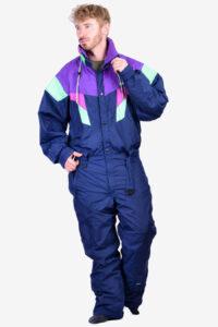 Vintage 1980's ski suit