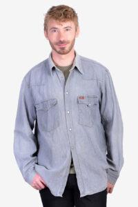 Vintage Lee Union Made denim shirt