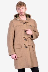 Vintage men's Gloverall duffle coat