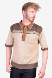 1960's Tootal polo shirt