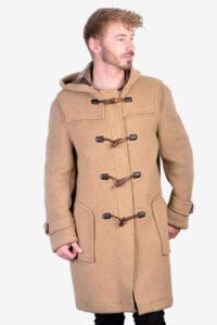 Vintage 1970's duffle coat