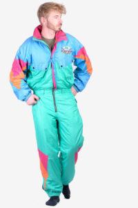 Vintage Kappa ski suit