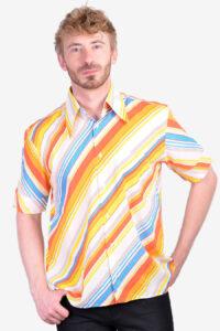 Vintage 1970's short sleeved shirt