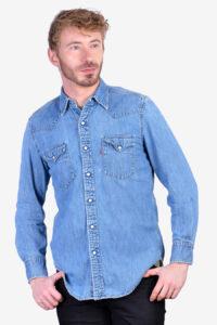 Vintage Levi's denim shirt