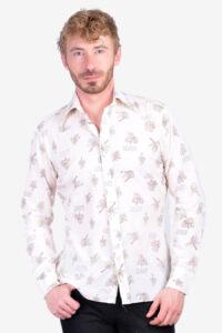 1970's Dickens shirt