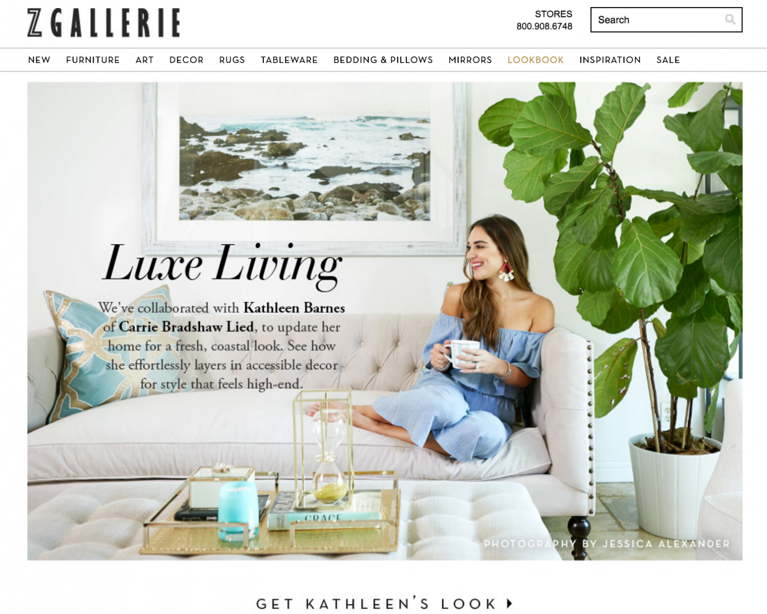 zgallerie luxe for less