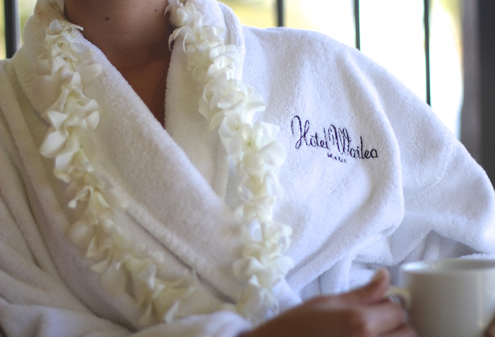 white-hotel-robe