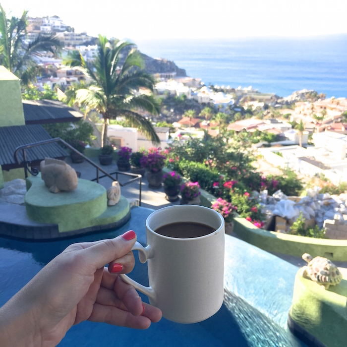coffee in cabo