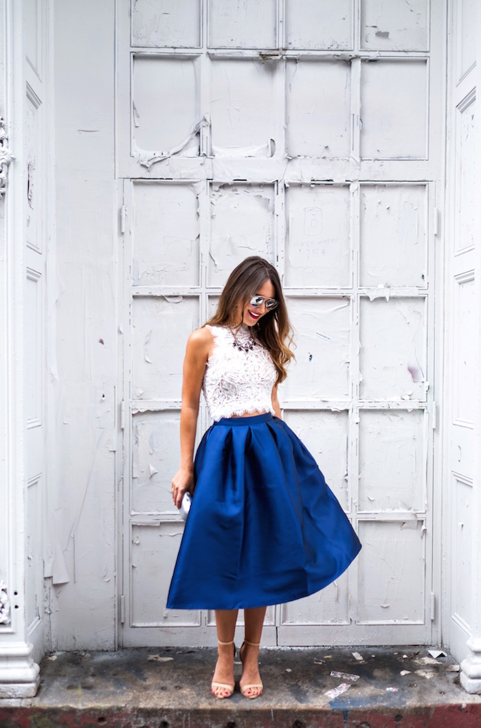 twirling skirt