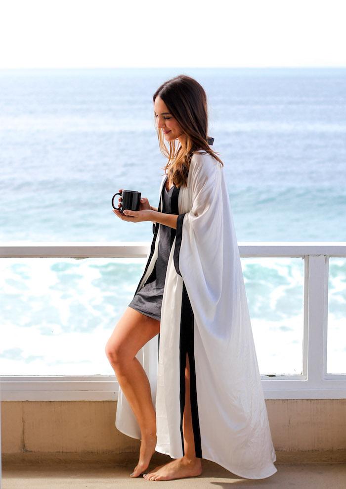 sheba robe