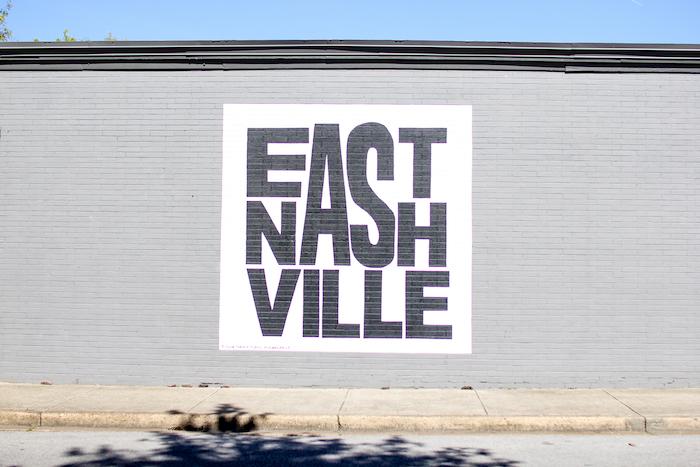 mural in east nashville