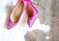pink manolo blahnik look alikes