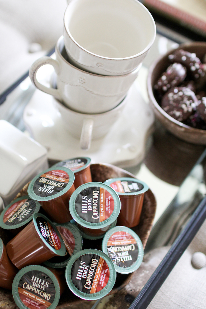 hill bros coffee pods