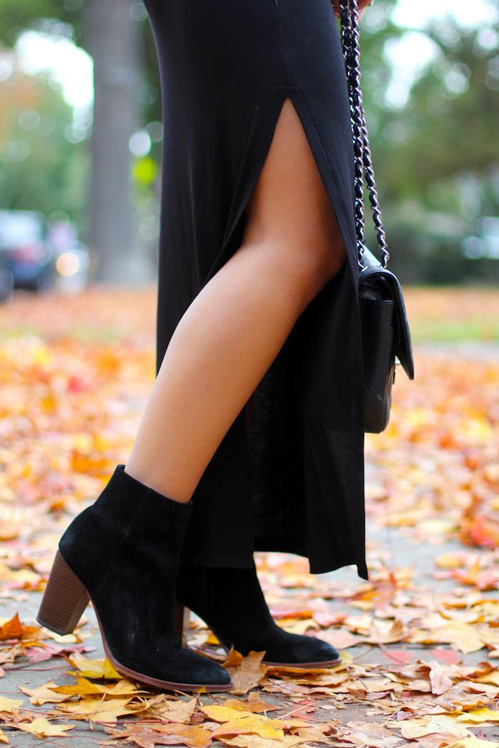 the best black booties