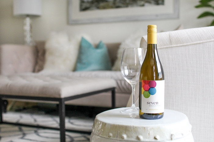 seven daughters chardonnay