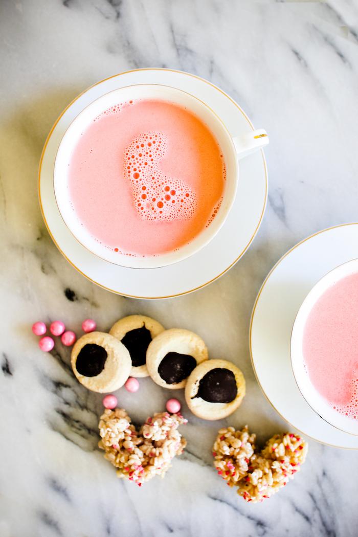 pink cocoa recipe