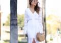 white crochet maxi dress