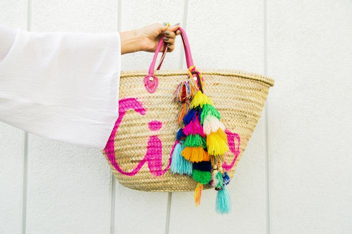 ciao beach bag