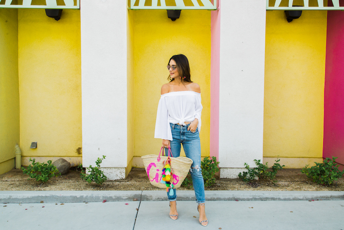 white lilly pulitzer top