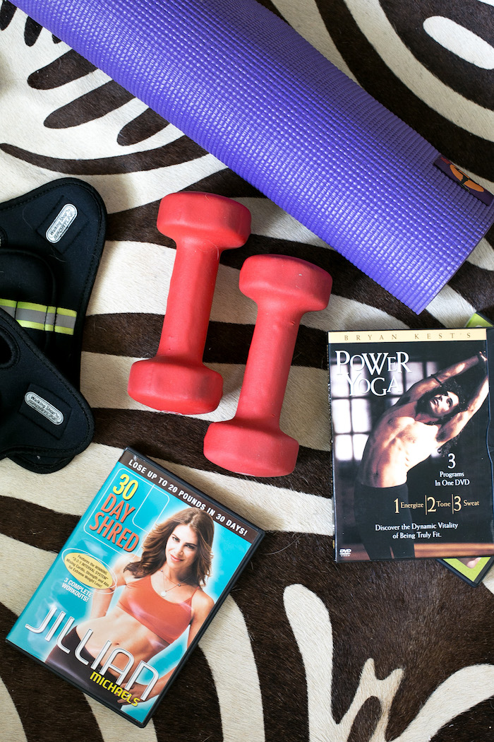 best at home workout dvds