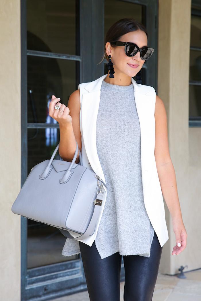 medium gray givenchy antigona bag