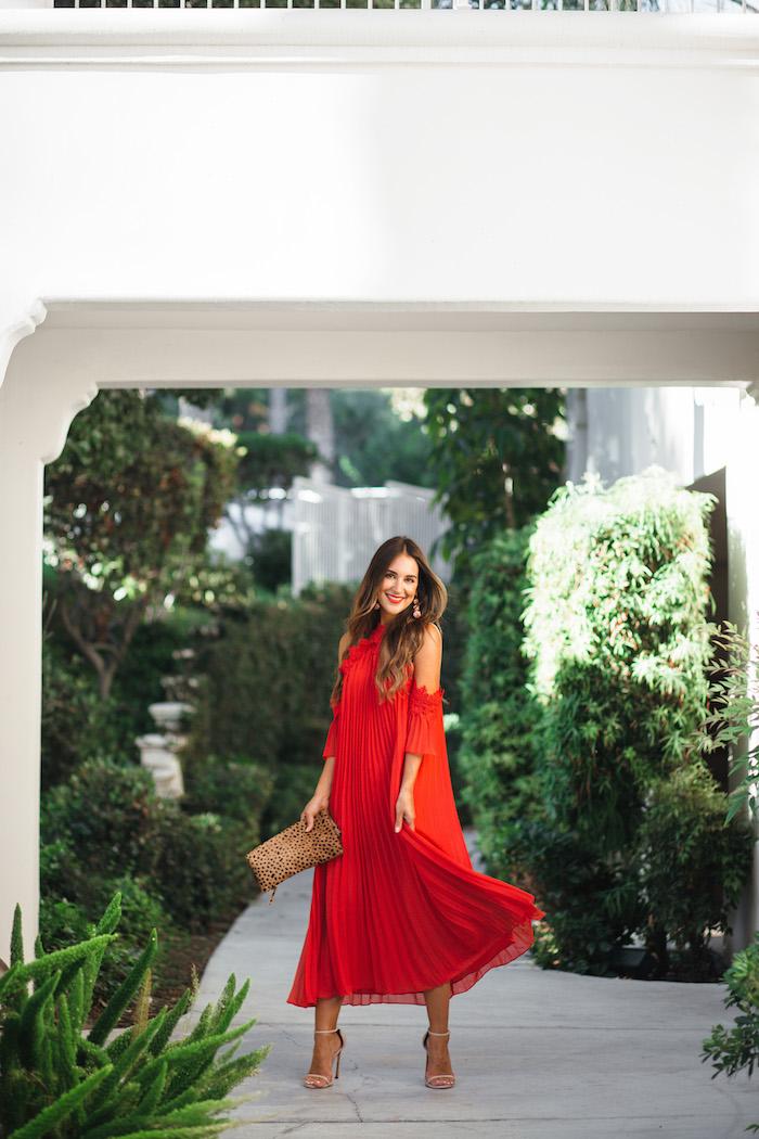 true decadence by glamorous midi dress