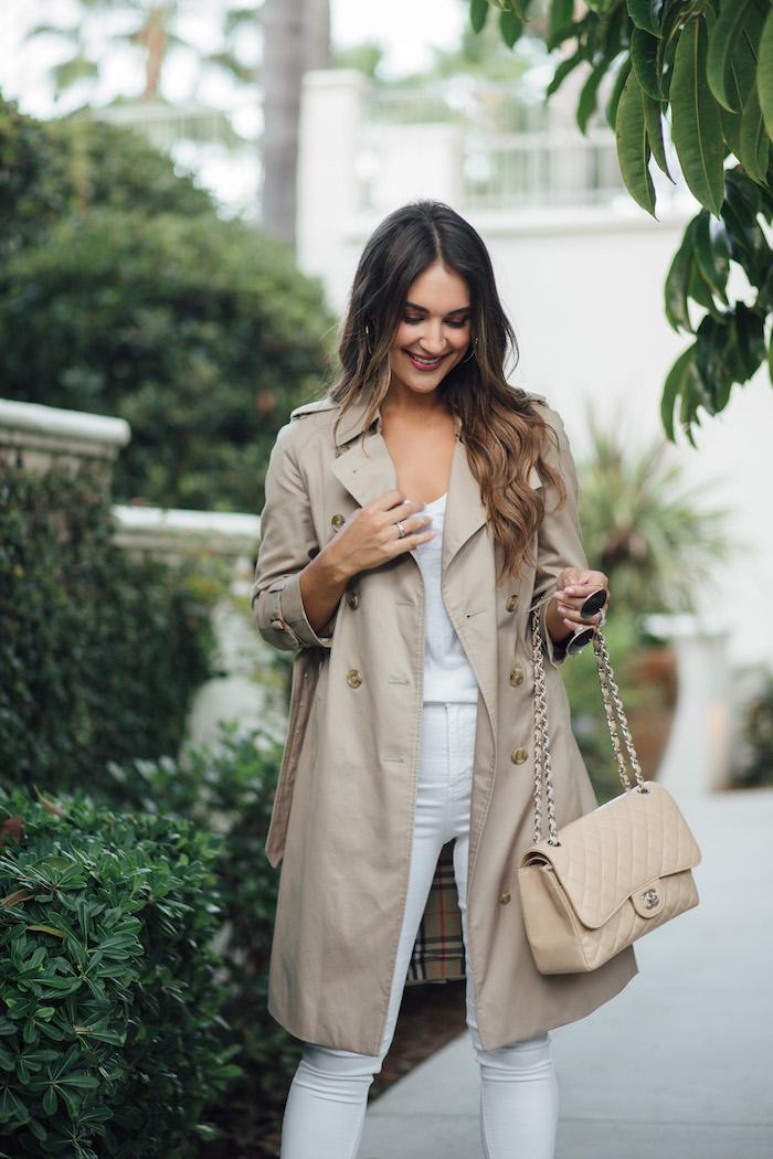 best designer trench coat