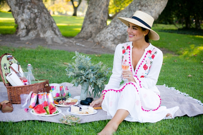 what you need to have a picnic