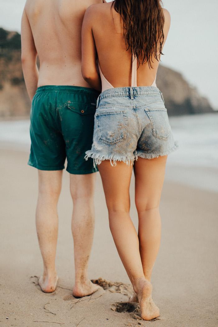 agolde cutoff shorts