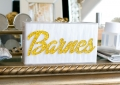 personalized hardshell clutch