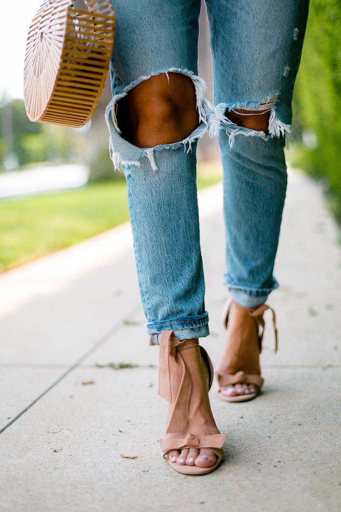 shoes of prey suede heels
