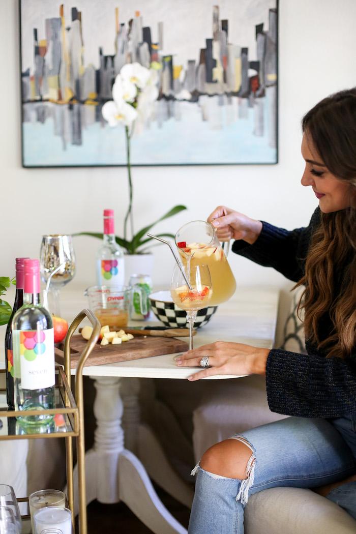 juliska wine glass