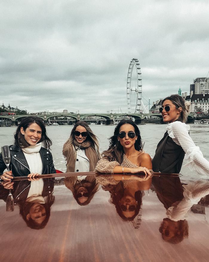 private london boat tour