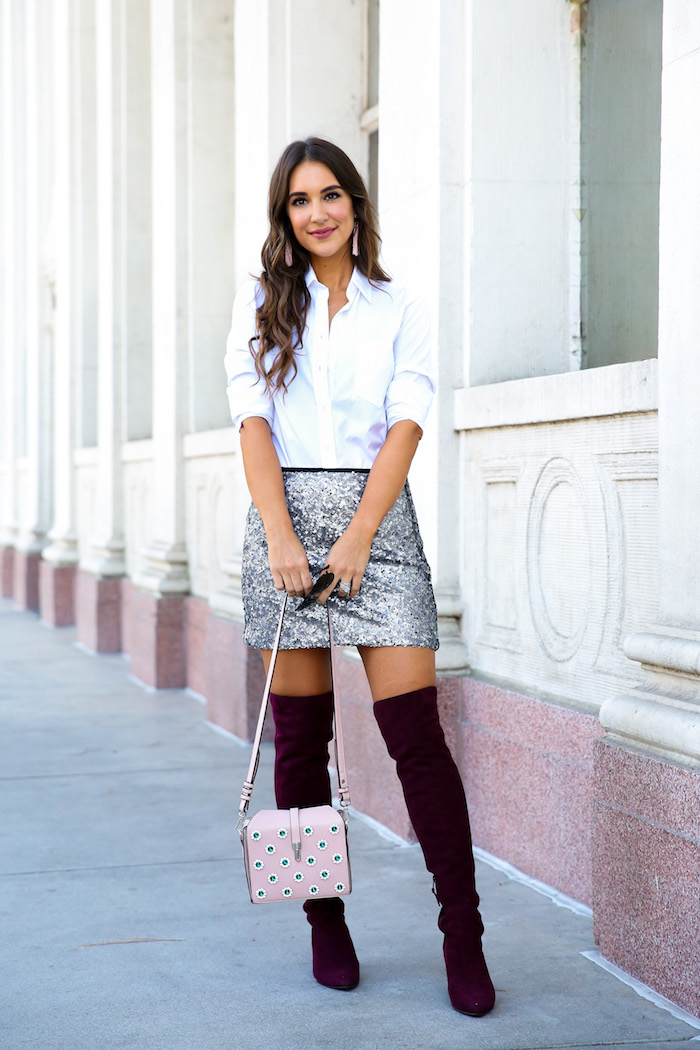 styling sequins