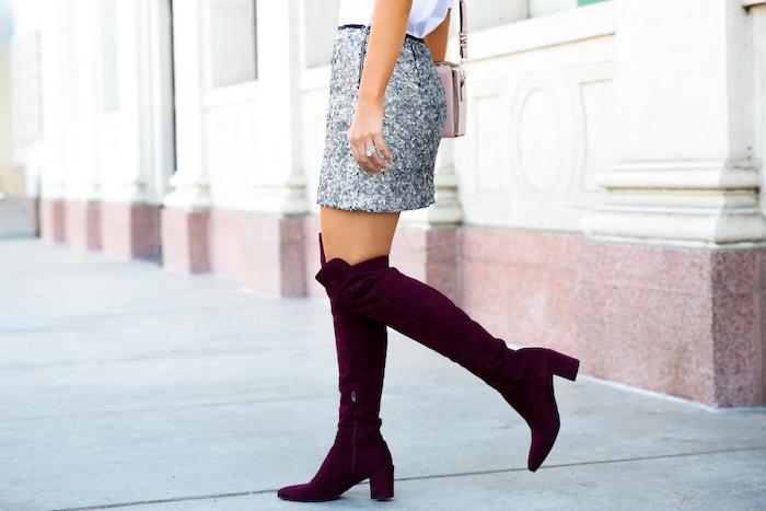 03096e89893 stuart weitzman over the knee boot - Carrie Bradshaw Lied