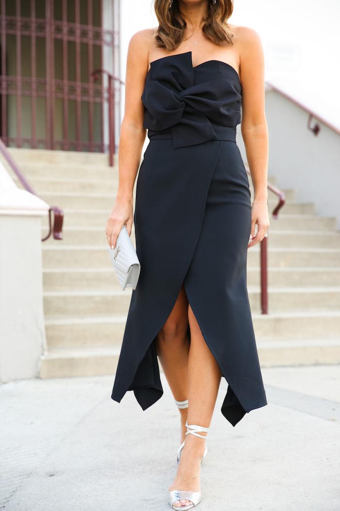 metallic ankle wrap heels