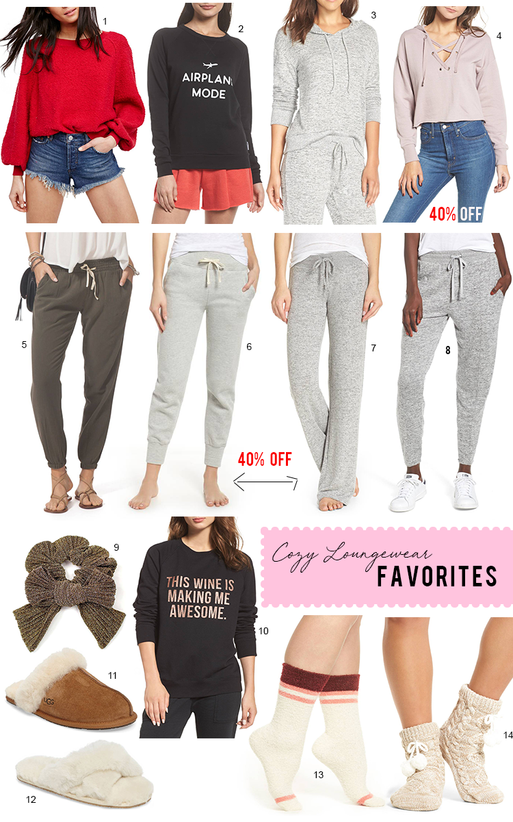 best loungewear picks