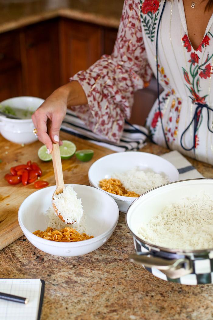 rice burrito bowl
