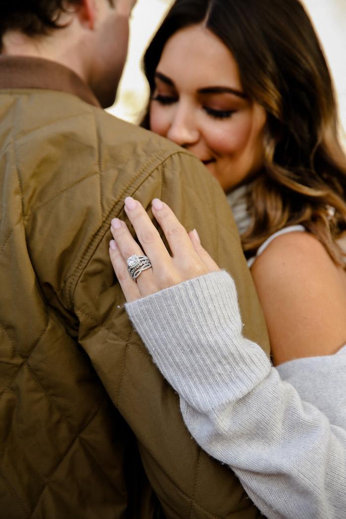 designing an engagement ring