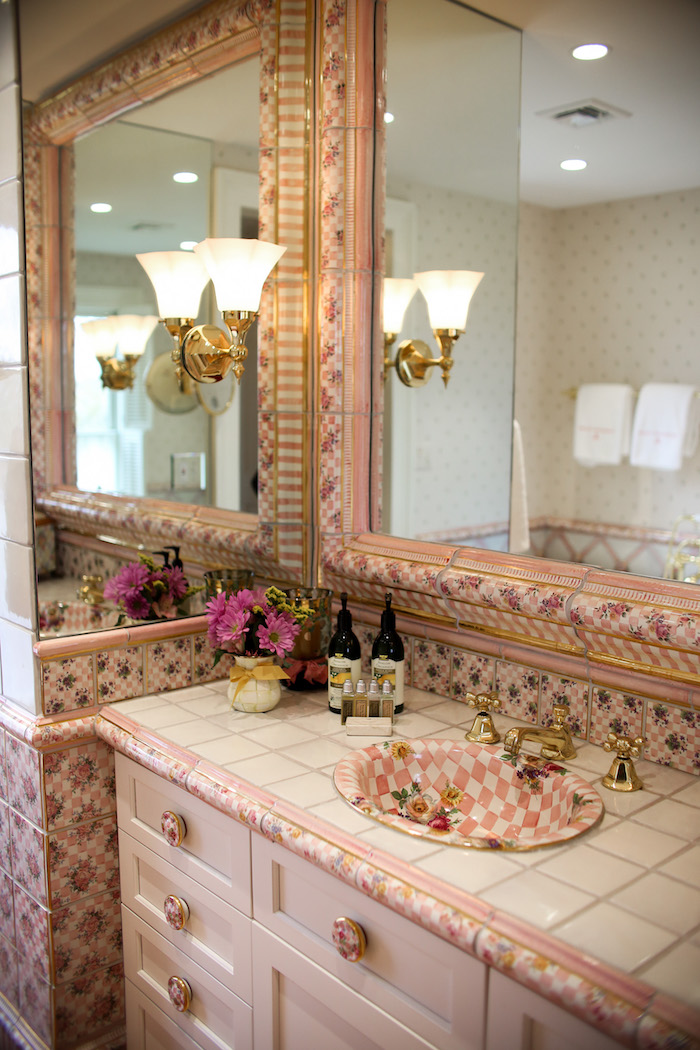 Mackenzie Childs Bathroom