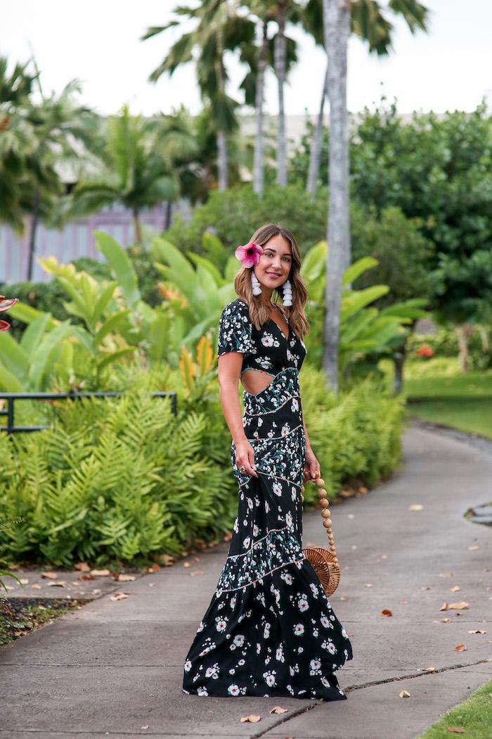 ba&ash maxi dress