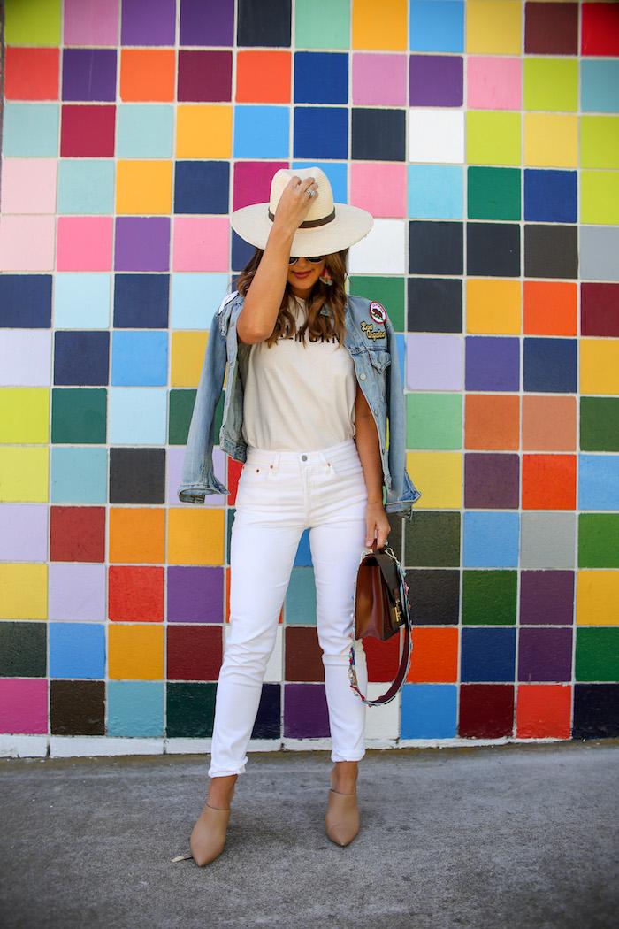 janessa leone straw hat