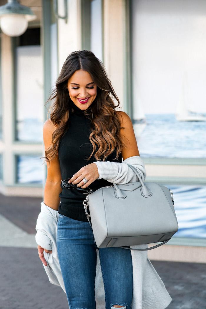 gray givenchy antigona bag