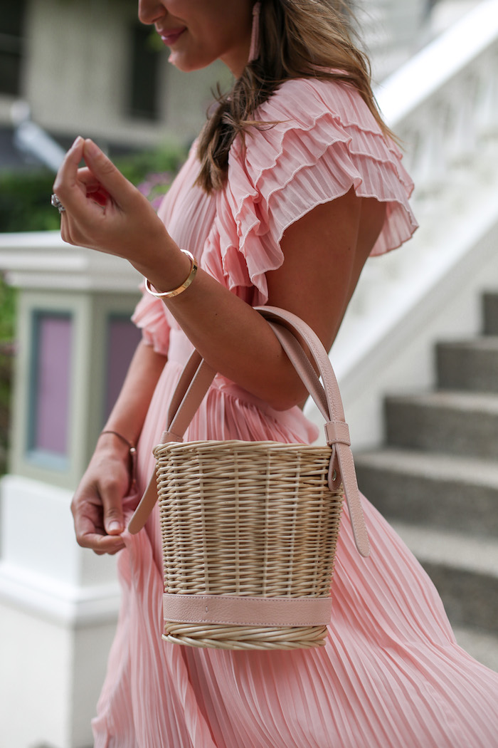 polene straw bag