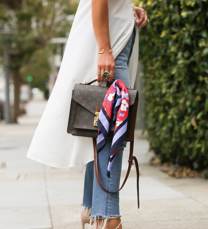 vintage louis vuitton satchel