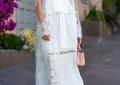 nastygal white dress