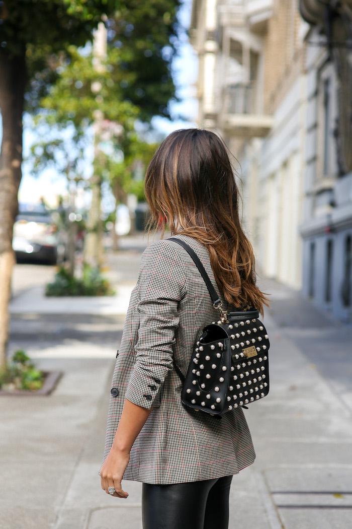 pearl handbag