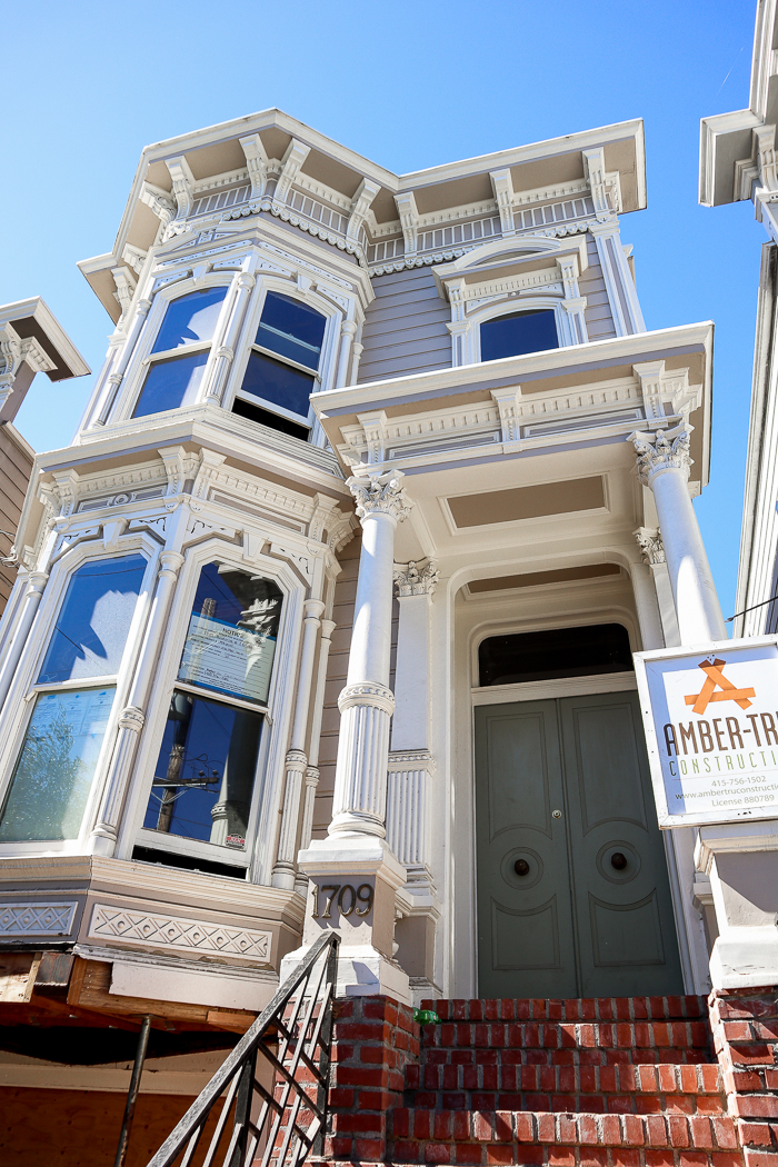 full house pacific heights